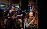 Titus Andronicus at the Globe