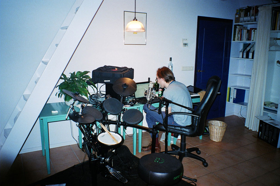 recording-studio-Holland Jack Steadman