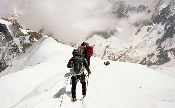 homepage Mont Blanc