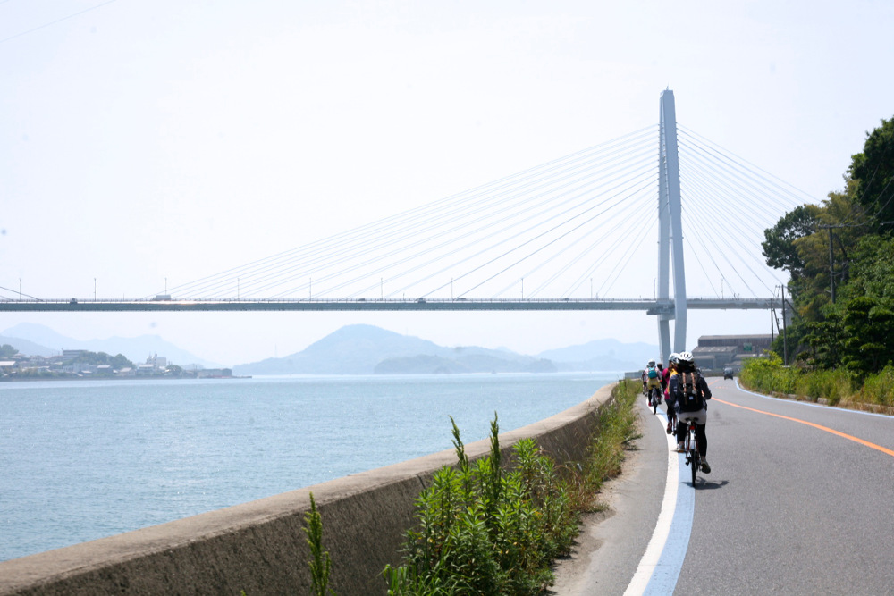 Tour de Nippon in Onomichi city
