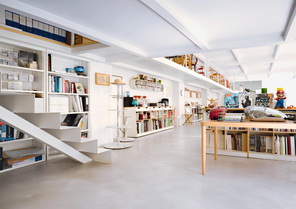 Studio Irvine, 2013 – photograph by Santi Caleca
