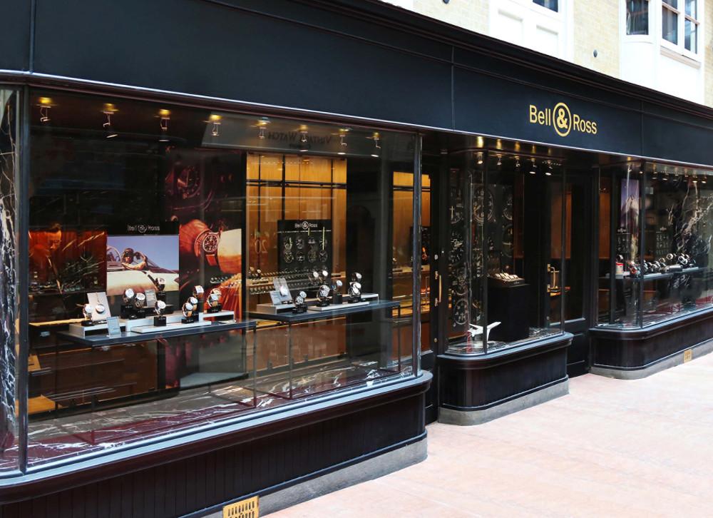 Bell & Ross boutique