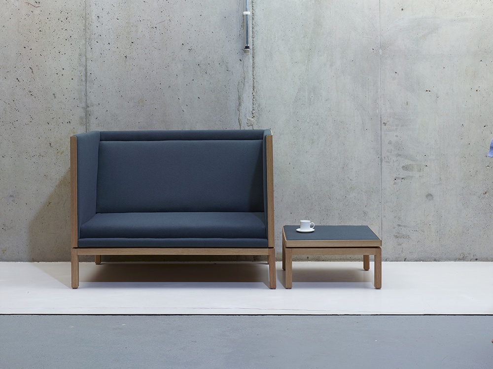 Rochester sofa by Michael Anastassiades for SCP