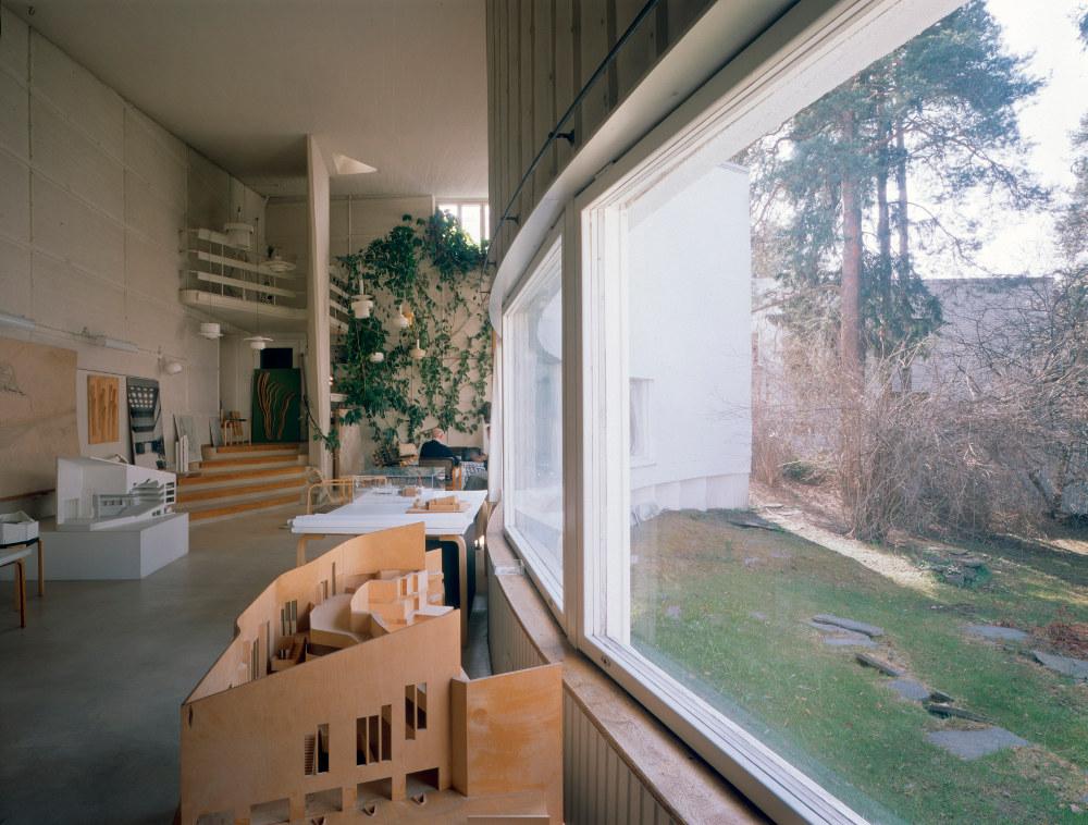 Aalto Studio today – Photo by Maija Holma © Alvar Aalto Museum