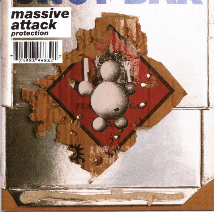 Protection by Massive Attack – image courtesy of Virgin Records
