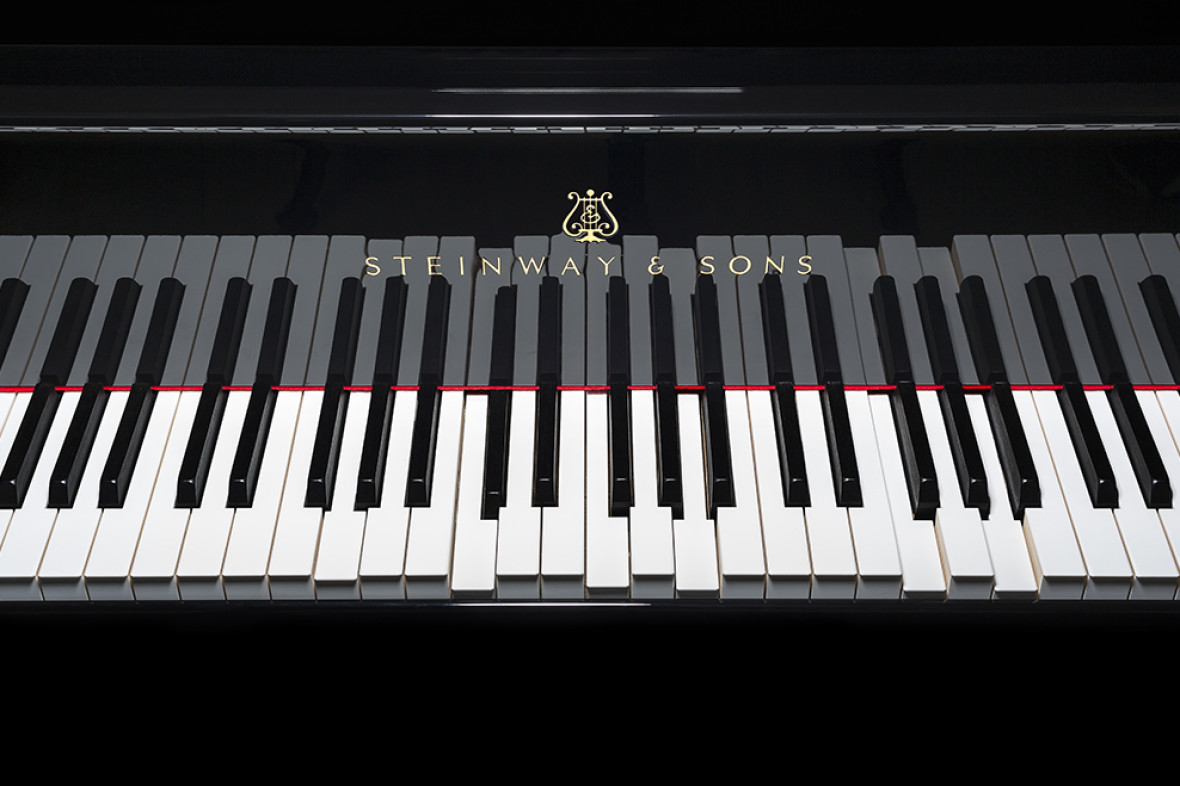 Spirio player piano by Steinway & Sons. Photography Joakim Blockstrom