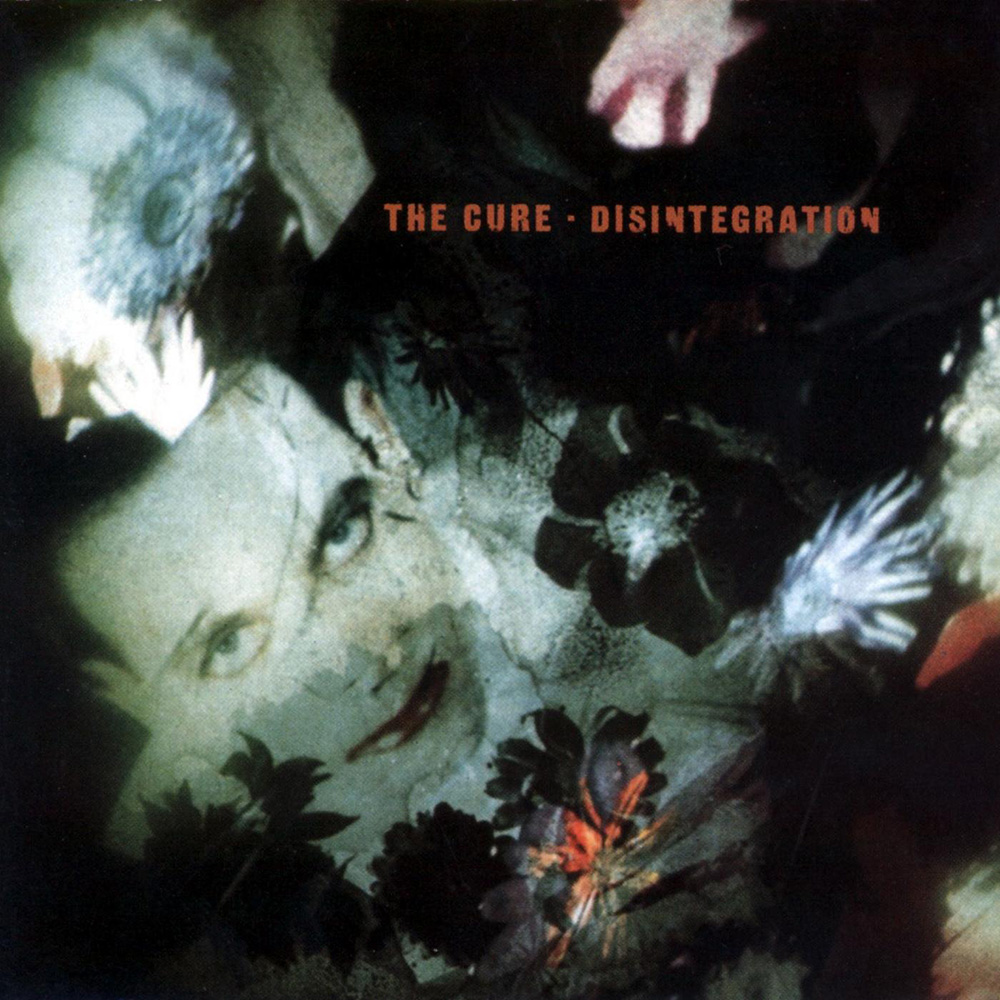The Cure, Disintegration – image courtesy of Elektra Records