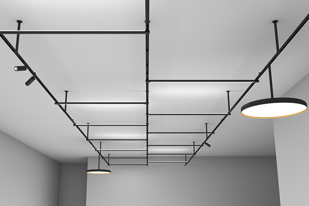 Infra-Structure by Vincent Van Duysen for FLOS