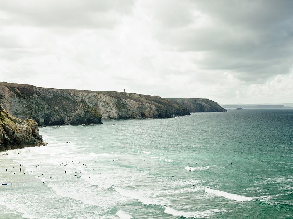 Porthtowan I, Cornwall.