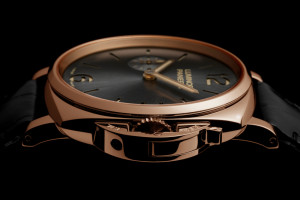 Panerai Luminor Due in red gold