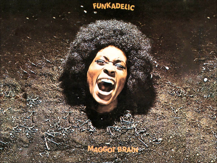 funkadelic maggot brain feature