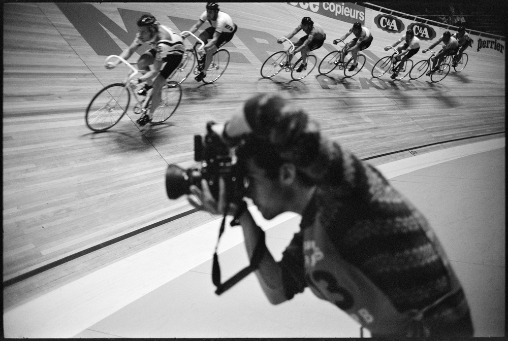 Magnum photographers have always been drawn to bicycle racing © Martine Franck/Magnum Photos