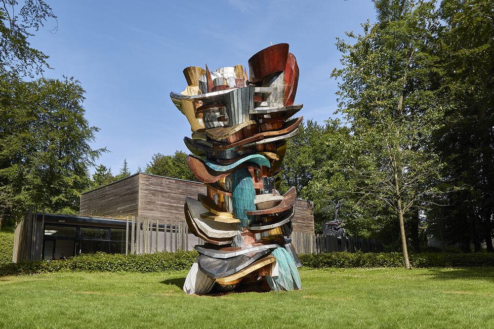 Wang Yuyang, Identity. Photo: Barney Hindle ©2016 CASS Sculpture Foundation