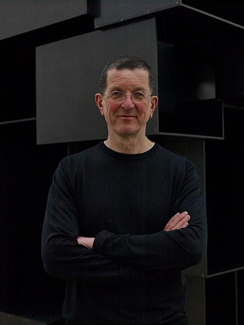 Antony Gormley – photo by Stephen White