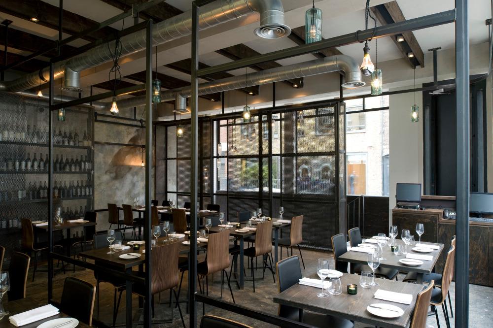 Dabbous Restaurant – photo by Joakim Blockstrom