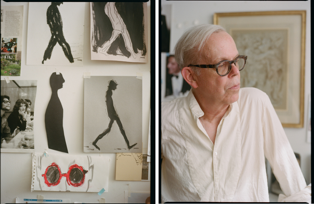 Richard Haines: Larger Than Life | PORT Magazine