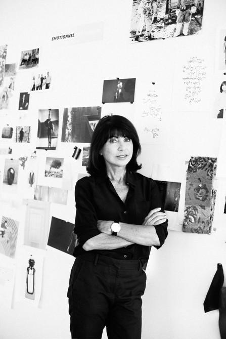 Véronique Nichanian, Hermes menswear creative director