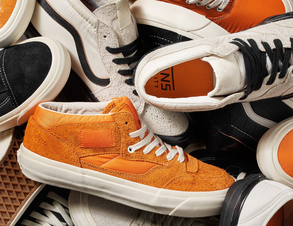 Vault by Vans x Our Legacy Collection