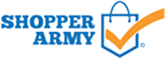 Shopper Army Logo