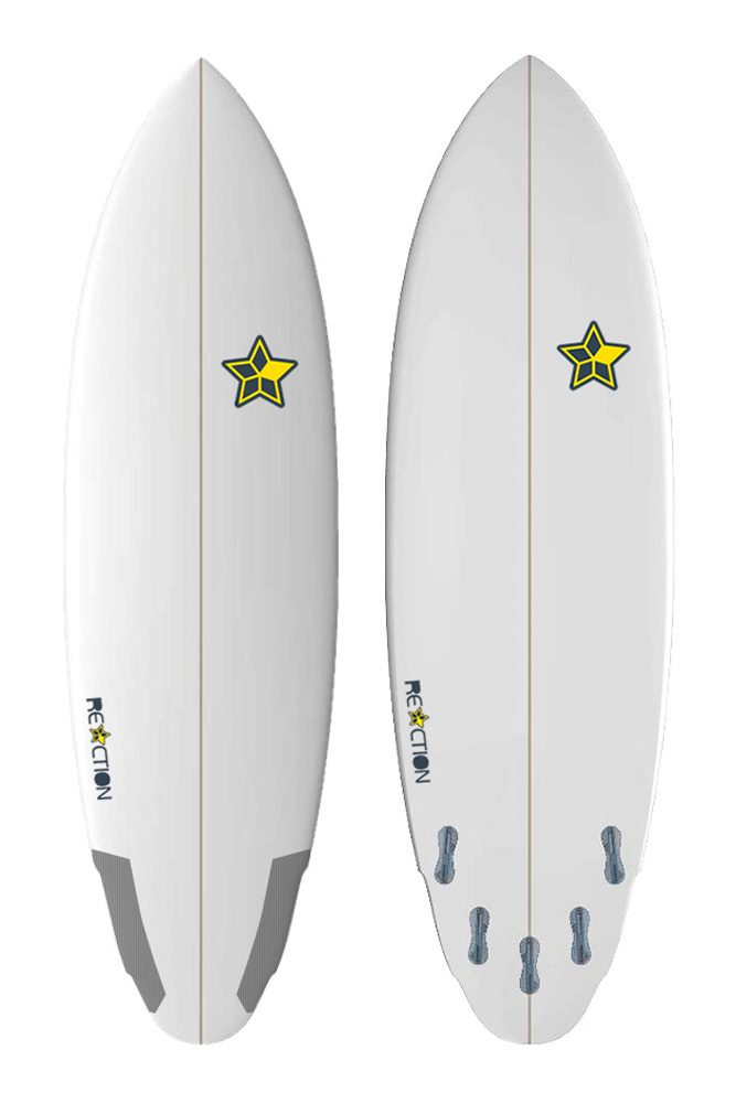 Duck | Reaction Surfboards