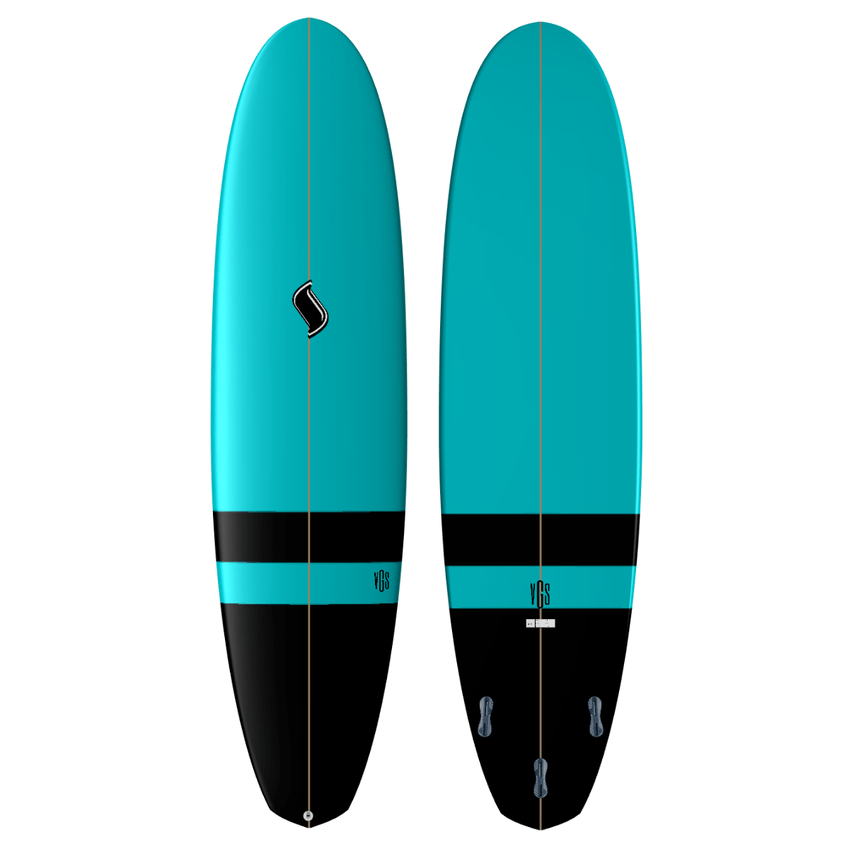 Funboard Fluir - Color