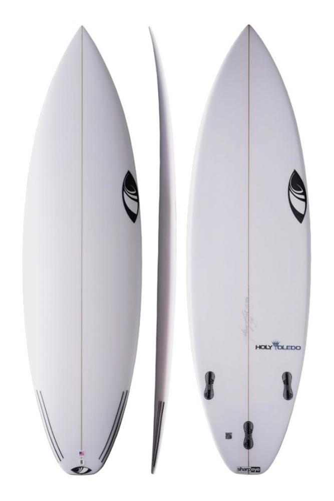 Holy Toledo   Sharp Eye Surfboards