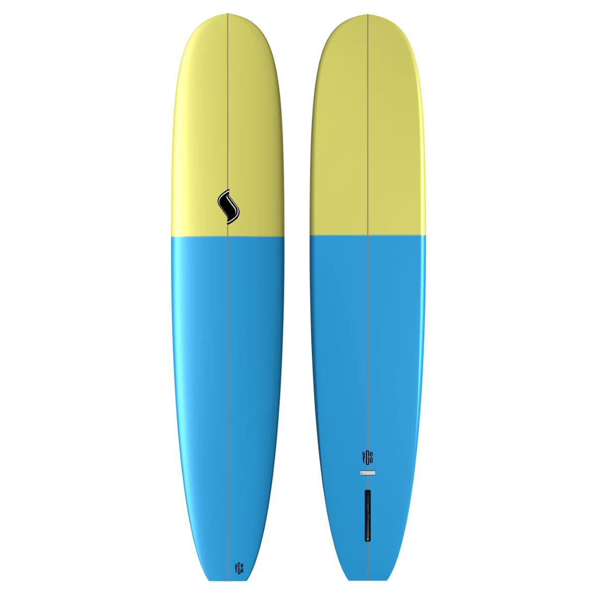 Longboard Log Egg - Color