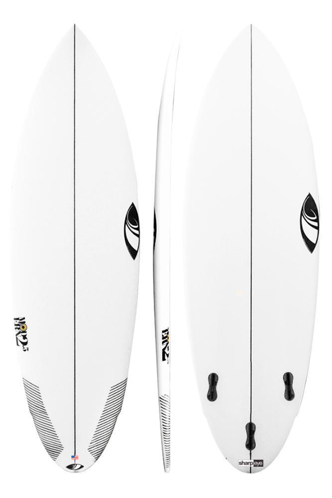 Modern 2.5   Sharp Eye Surfboards
