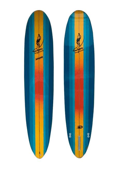 Longboard Progressive Model 9'0