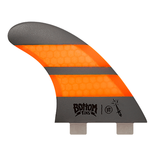 Quilha Bottom Fins BTT Large Design