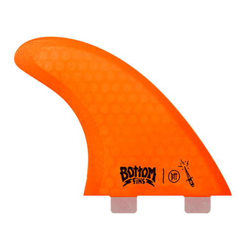Quilha Bottom Fins BTT Large Honeycomb