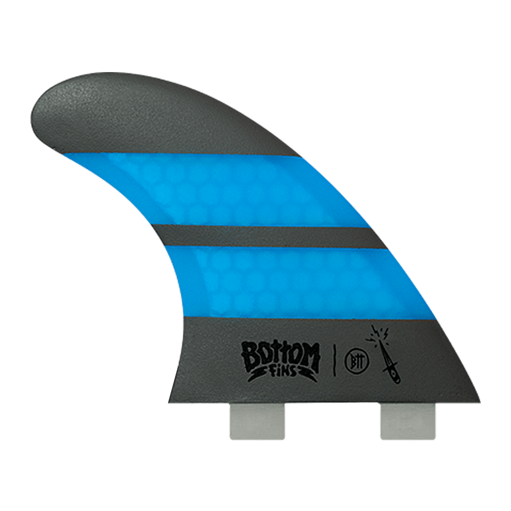 Quilha Bottom Fins BTT Medium Design
