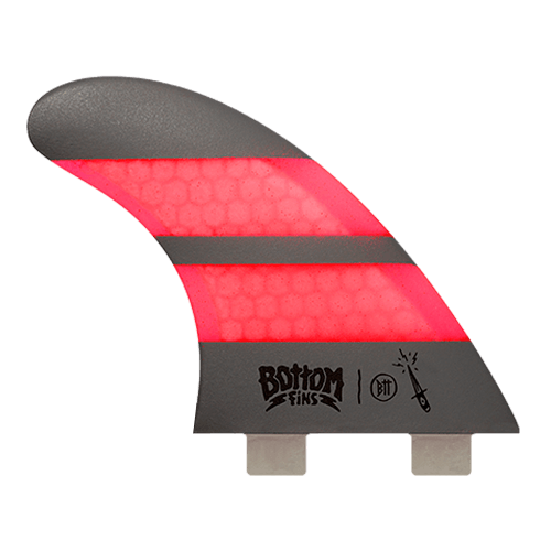 Quilha Bottom Fins BTT Small Design