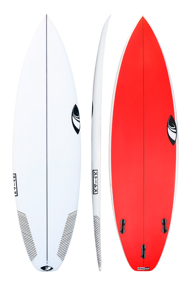 Storms | Sharp Eye Surfboards
