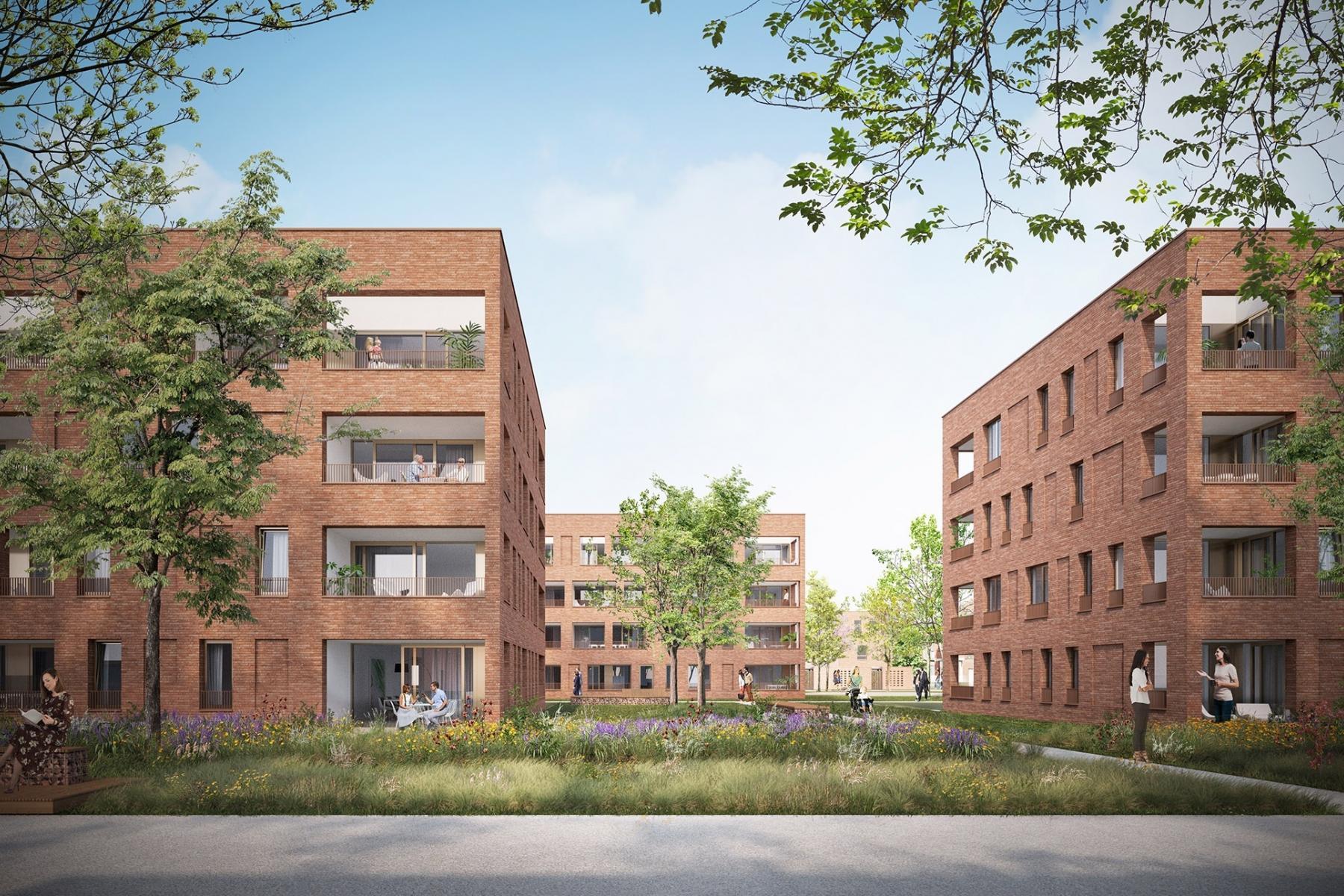 Tuin Appartementen te koop in Oudenaarde