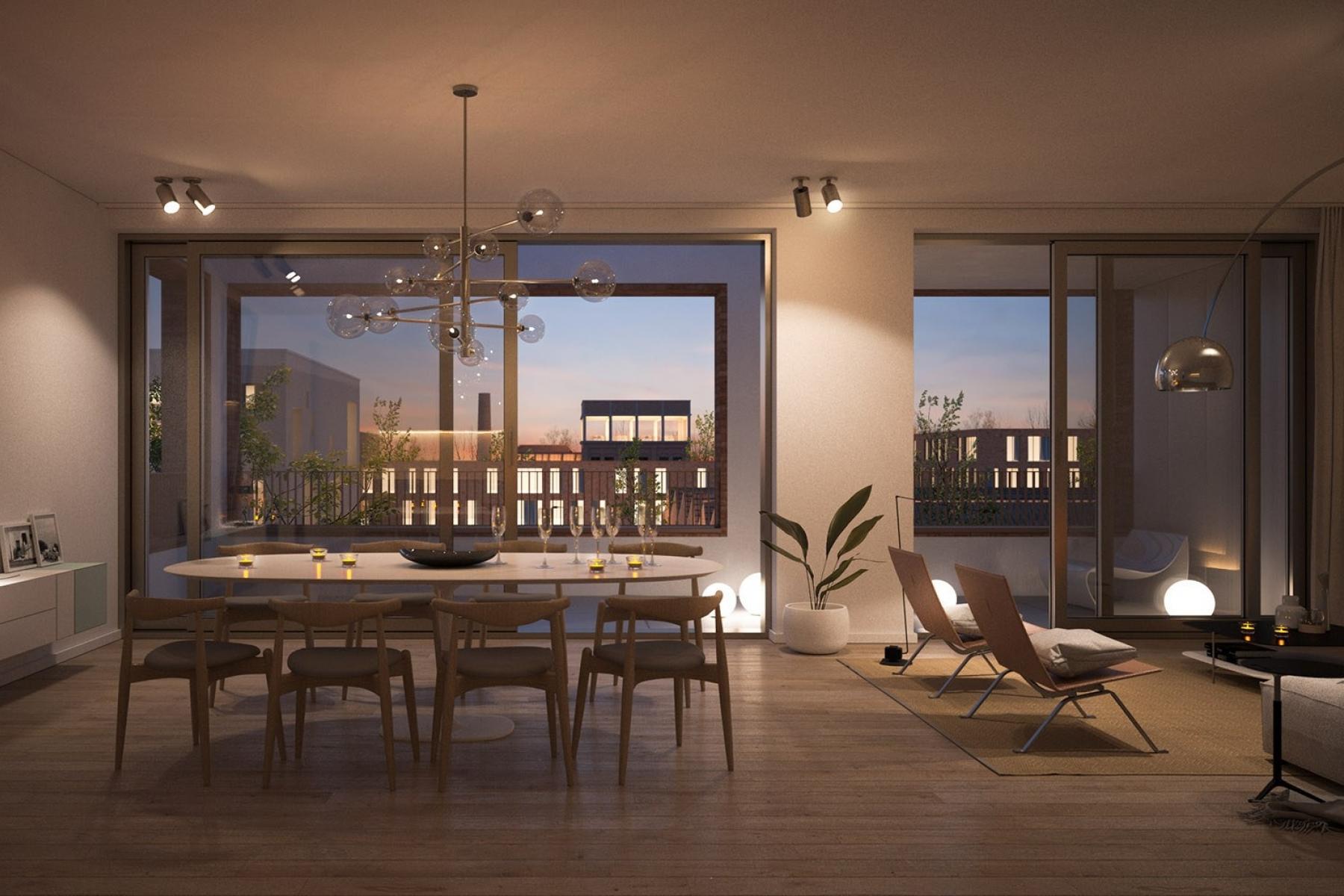 Penthouse Appartementen te koop in Oudenaarde