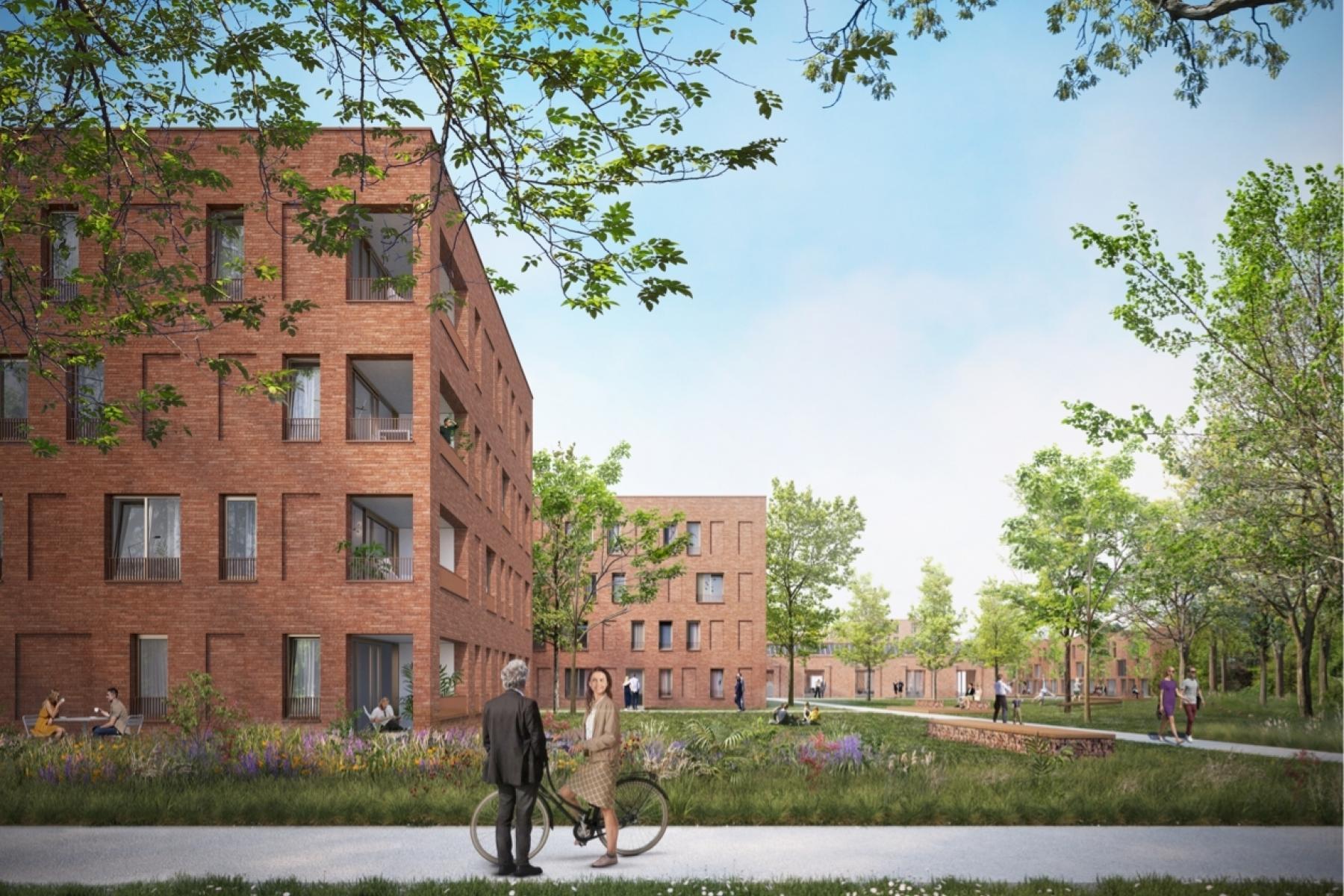 Revive Saffrou 2019 01 30 Beeld 04 Urban Villas Parkzijde