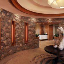 sagewood dining entryway