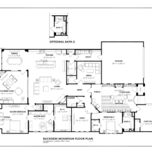 sagewood buckskin mountain floor plan