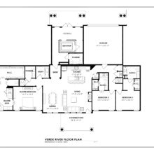 sagewood verde river floor plan