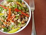 Brown Rice Salad