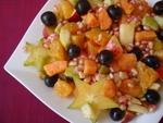 High Raw Food ~ Mixed Fruit Salad