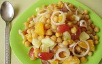 Fruity Channa Salad