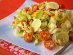 Mango Lettuce Salad