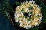 Kosambari recipe, moong dal salad