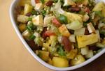 Raw Food ~ Pineapple Paneer Salad