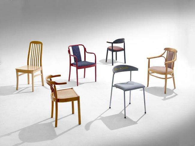 Möbelbruket – Obehandlade stolar