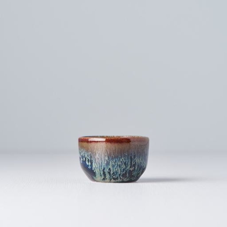 assorted-sake-cup-black-w-bright-blue-drip