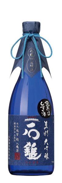 石鎚 真精 袋吊雫酒 大吟釀 無濾過原酒 720ml - SAKEBOY 清酒男孩