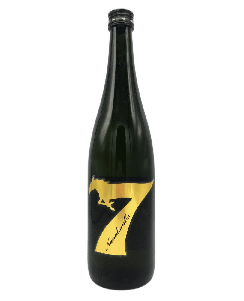 七冠馬 ゴールドセブン 純米吟醸 [720ml] - SAKEBOY 清酒男孩